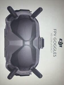 DJI DIGITAL FPV GOGGLES V1 BOXED NEW OTHER.