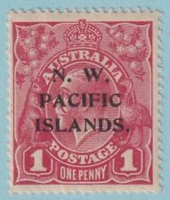 Northwest Pacific Islands 41 Mint Og * No Faults Very Fine!