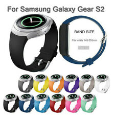 For Samsung Galaxy Gear S2 Replacement Sport Soft Silicone Watch Band Bracelet