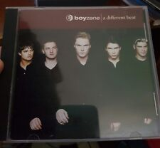 Boyzone - A Different Beat -  MUSIC CD SINGLE - FREE POST