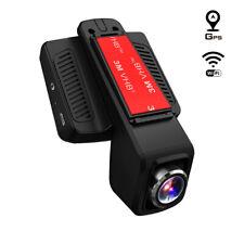 TOGUARD GPS+WiFi camera de surveillance voiture Embarquée Full HD 1080P Dashcam