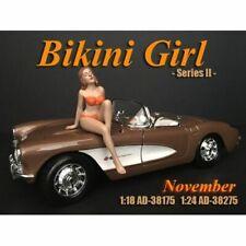 American Diorama 38275 Bikini Girl - November  1:24