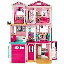 Barbie Deco House