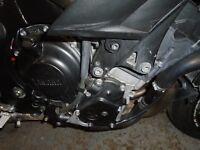 YAMAHA YZF R6 2004 2005 5SL:ENGINE  15000 MILES USED MOTORCYCLE PARTS