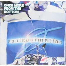 Sonic Animation - Once More from the Bottom [New CD]