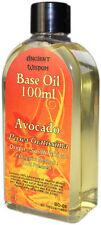 Pure Avocado Oil Carrier Oil 100ml Massage & Skin Care Persea Gratissima