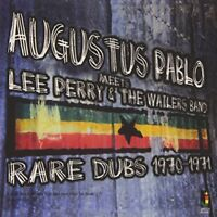 Augustus Pablo - Meets Lee Perry and The Wailers Band - Rare Dub [CD]