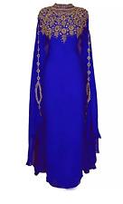Dubái Marroquí Caftanes Abaya Vestido Muy Elegante Vestido Largo Ms 1140
