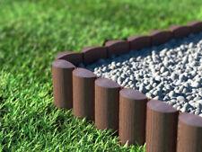 Palisade Lawn Edge Border Garden Edging Fencing Length:2.4m Cellfast UK Seller