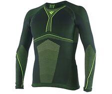 Sous-vêtements fonctionnel Dainese D-CORE thé LS taille : XS/S sw/jaune néon