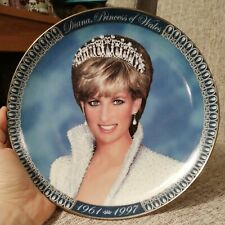 Lady Princess Diana Limited Edition Decorative Plate