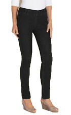 NWT Soft Surroundings Triple S Metro Legging Jeans in Black Size 2X