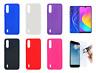 """Cover Custodia Gel Silicone Xiaomi Mi 9 Lite / CC9 - 6.3"""" + Protezione Opzionale"""