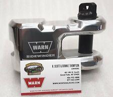 WARN 100640 Epic Sidewinder Winch Rigging Accessory, Polished