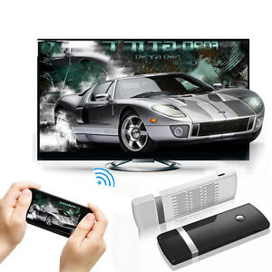 HDMI WiFi Dongle Video to TV For iPad iPhone 12 11 X Samsung Galaxy S21 S20 S10