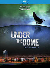 Under the Dome: Season Three SEALED Blu-ray 4-Disc Set FREE SHIPPING
