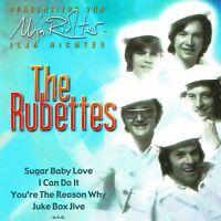 (CD) The Rubettes - Sugar Baby Love, Tonight, Juke Box Jive, I Can Do It, u.a.