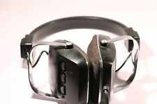 More details for sony dr-45 headphones  black dynamic stereo