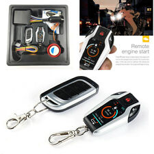 PKE 2 Way Digital Motorcycle Alarm System Anti-theft Burglary Alarm Remote Kit