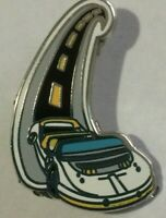 Test Track 3d L from a framed set Car Epcot Ride pin disney J