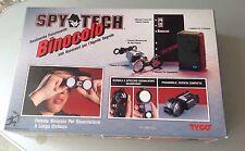 Vintage 1989 Spy Tech Real Working BINOCULARS Tyco #Nib