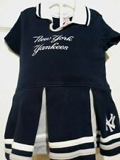 Infant/Baby Girls New York Yankees 24 Months Cheerleader Cheer Outfit Dress