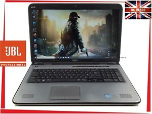 """17.3"""" DELL XPS L702x Gaming Laptop Intel i7 Quad 16GB 240GB SSD 750GB GeForce"""