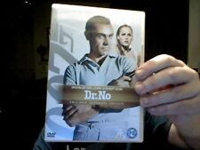 DR NO  2 DVDS FILM  ULT ED JAMES BOND  BIRTHDAY CHRISTMAS GIFT   FREE UK POST