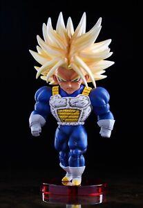 League Studio Dragon Ball Z The Muscle TRUNKS Resin Figure Toys Model Statue