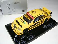 "1/43 Minichamps AMG Mercedes C DTM 94 ""Die Sieger"" #9"