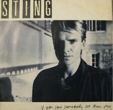 STING if you love somebody set them free/another day SP