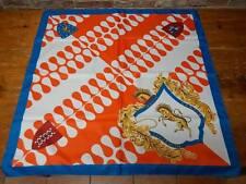 PALIO DI SIENA - Fazzoletto Contrada LEOCORNO 80 x 80 - foulard scarf new!