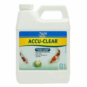 API Pond Accu-Clear 3.78L  Crystal Clear Pond Wanter. SALE PRICE!!