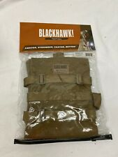 Blackhawk Removable Side Plate Carrier Pouch Coyote Tan  32AC08CT (Set of 2)