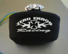 Goped Parts Zero Error Racing Gas Tank Cover- Black/White to fit 1 Liter Tank