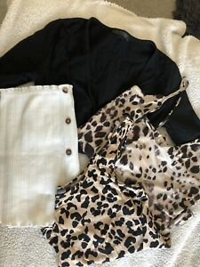 Womens Clothes Bundle Tops Size 10 Topshop New Look Going Out Tops