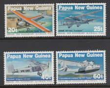 Papua New Guinea 1984 Airmail Service Anniversary