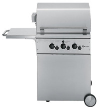 """Ge Zx27Ctacss 27"""" Stainless Outdoor Cooking Center Portable Cart Nob #11554 Mad"""