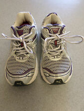"""PUMA """"Vectana"""" Silver and Purple Running Shoes Women's 7 Wide (eur 37)"""