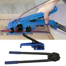 2pcs Blue Strapping Banding Tools Machine Tensioner Crimper Set Sealer Packaging