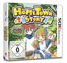 Hometown Story - The famille of harvest moon NINTENDO 3DS NEUF +