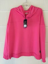 Simply Southern Women's Long Sleeve Cowl Neck Active Top Size XL Pink NEW W/TAGS