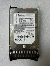 """IBM 81Y9690 1TB 7.2K 6Gbps SAS 2.5"""" SFF HDD 81Y9691 81Y3820"""