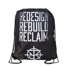 WWE SETH ROLLINS REDESIGN,REBUILD,RECLAIM DRAWSTRING BAG NEW