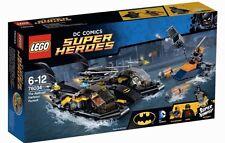 LEGO DC COMICS SUPER HEROES-The Batboat Harbor Pursuit 76034 * IN STOCK *