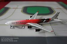 Phoenix Model Etihad Airlines Airbus A340-600 Formula One 2015 Model 1:400