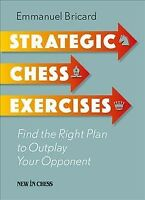 Strategic Chess Exercises : Find the Right Way to Outplay Your Opponent, Pape...