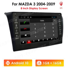 """For Mazda 3 2004-2009 8"""" Touch Car GPS Stereo Radio Head Unit Android 10 4Core"""