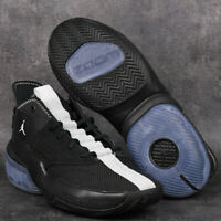 Air Jordan React Elevation CK6618-001 Black/White Basketball Shoes Sneakers
