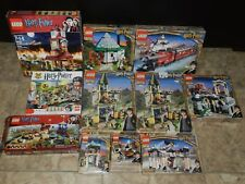 Lego Harry Potter Collection Sets 4842 4714 4729 4708 4707 4706 4840 4730 4709